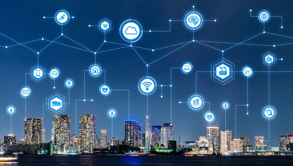 Smart City with IoT