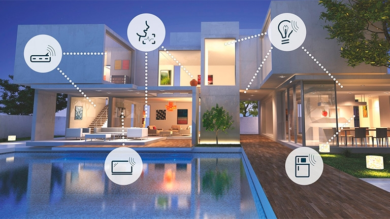 Smart Home with IoT